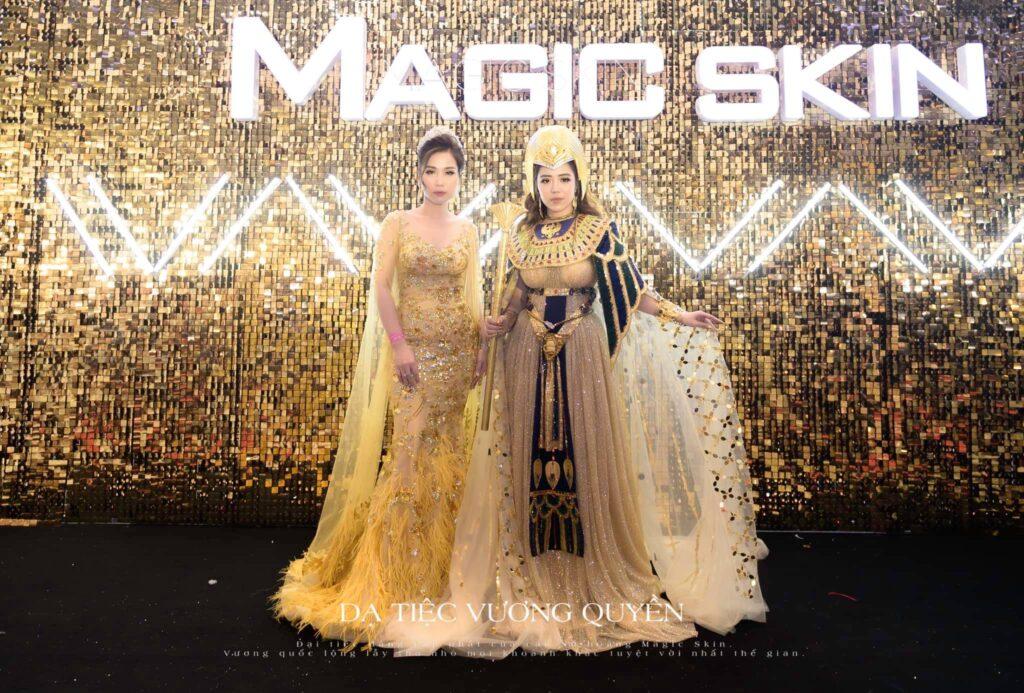 CEO Hằng Trần được vinh danh Á hoàng doanh nhân Magic Skin 2020 - Ảnh 3