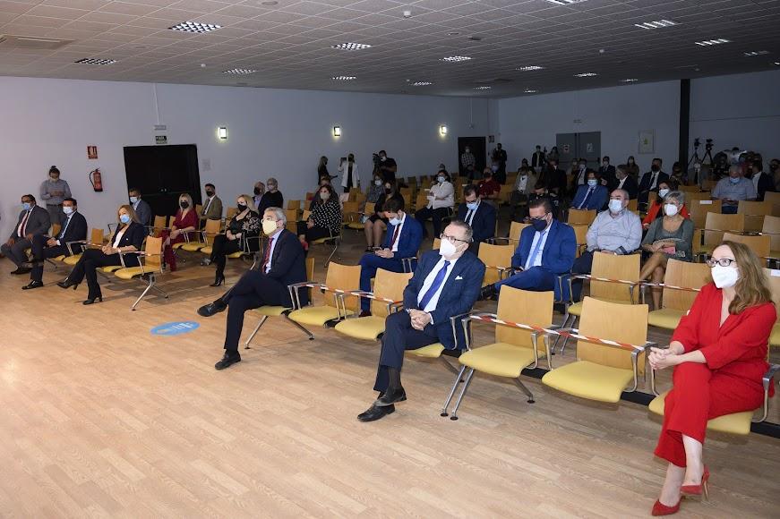 La gala se ha celebrado en el Centro de Congresos de Campohermoso.