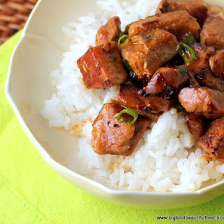 Filipino Pork Adobo.