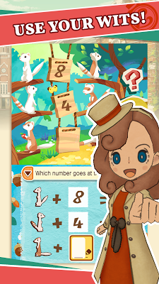Layton's Mystery Journey- screenshot
