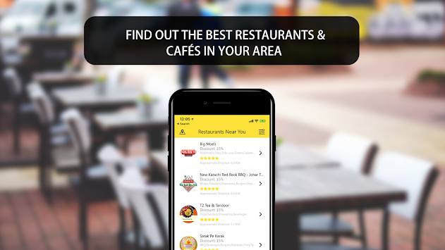 Download Kuks Reserve A Table Order For Home Delivery APK Latest - Table reserve app