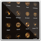 GO Launcher Steampunk Theme