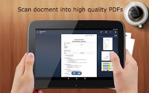 1 Tiny Scanner - PDF Scanner App App screenshot