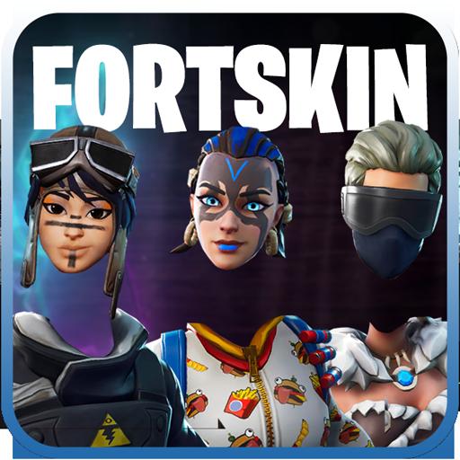 FortSkin - Skin creator Battle Royale Icon