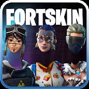 FortSkin - Skin creator Battle Royale