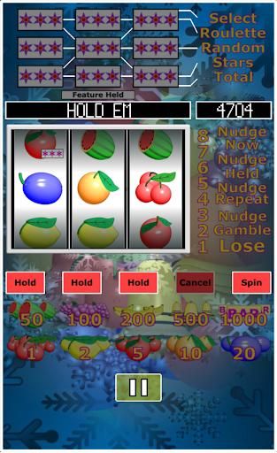 Slot Machine. Casino Slots. Free Bonus Mini Games.