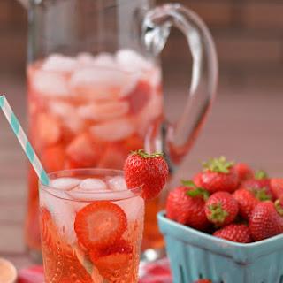 Strawberry Spa Water