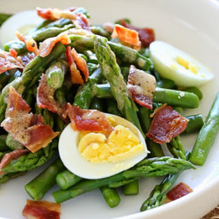 Asparagus Bacon Salad Recipes.
