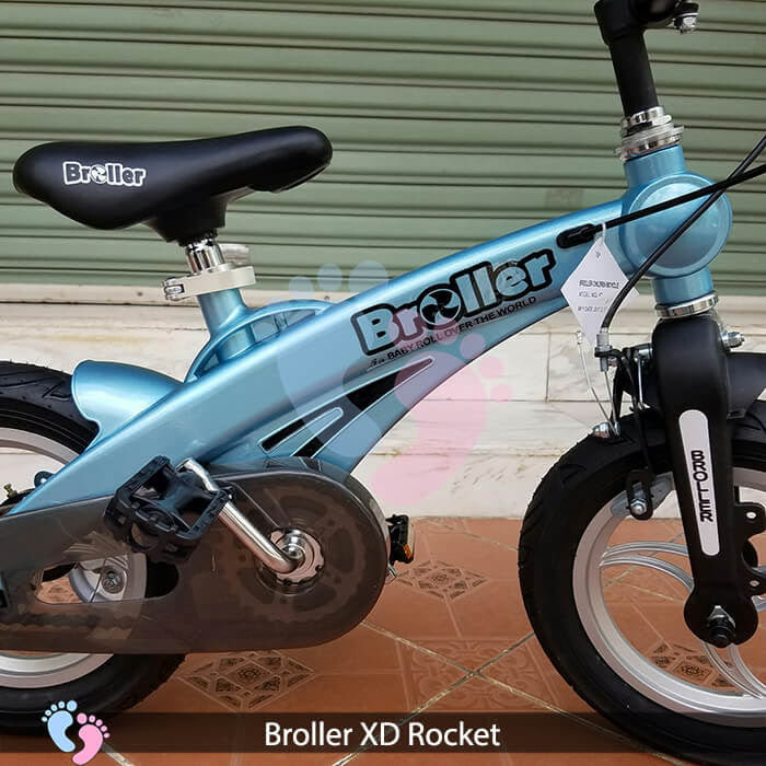 Xe đạp cho bé Broller XD Rocket 2 pt 3