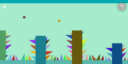 Impossible Jumps - Endless platformer game 2.3 screenshots 1