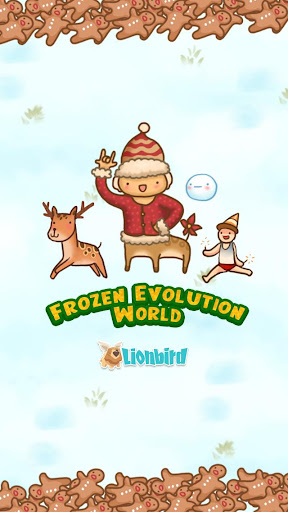 玩冒險App|雪の進化世界 Frozen Evolution World免費|APP試玩