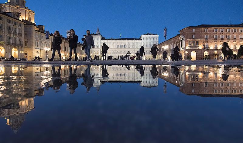 Piazza Castello, Torino di davide fantasia