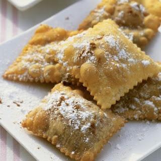 Filled Dessert Pastries Recipe