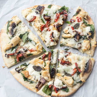 Chicken Spinach Flatbread Recipes.