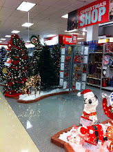 Photo: Wow! For once I entered the right door! Here is the Sears Christmas Shop!