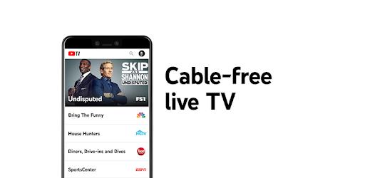 sur YT:  YouTube TV – Regardez et enregistrez la télévision en direct  infos