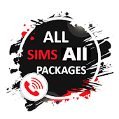 2019 All SIM Packages Android APK Download Free By Red Light Studio