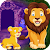 Best Escape Game 504 Lion and Cub Escape Game
