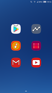 S8 UX HD - ICON PACK Screenshot