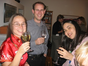 Photo: Professors Natasha Komarova, Donimink Wodarz  and Michelle Girvan