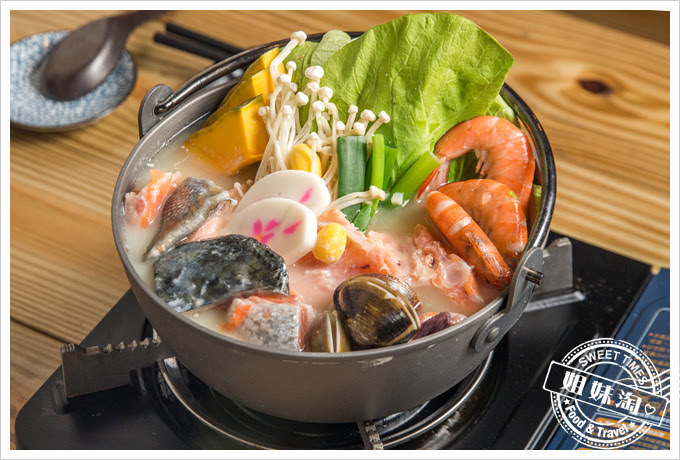 豐日式居酒屋酒蒸季節旬魚鍋