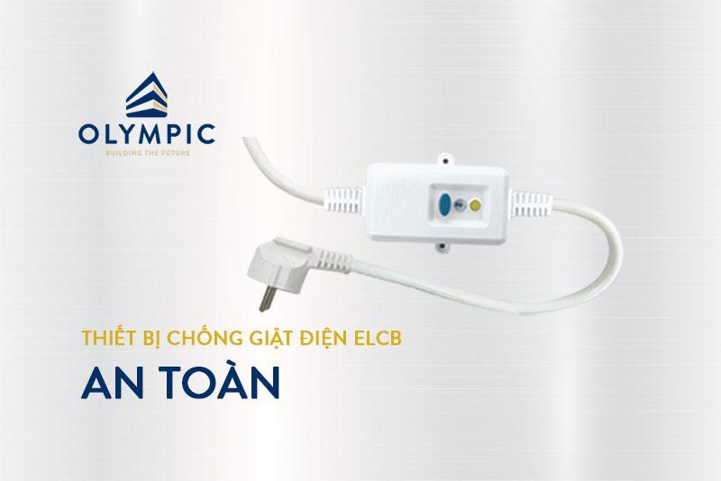 Dùng ELCB kết nối với nguồn điện