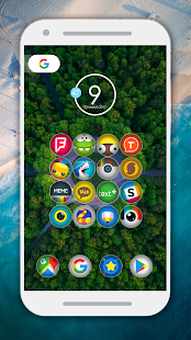 Rentrox - Icon Pack Screenshot