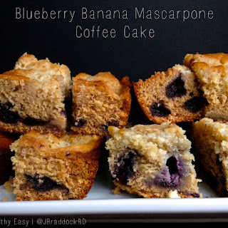 Healthy Blueberry And Banana Cake Recipes.