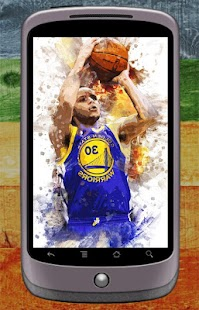 Stephen Curry Wallpaper - náhled