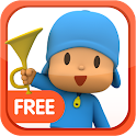 Pocoyo Pic & Sound Free icon