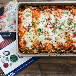Blue Apron Cheesy Enchiladas Rojas