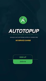 AutoTopUp- screenshot thumbnail