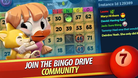 Bingo Drive – Free Bingo Games MOD (Unlimited Money) 2