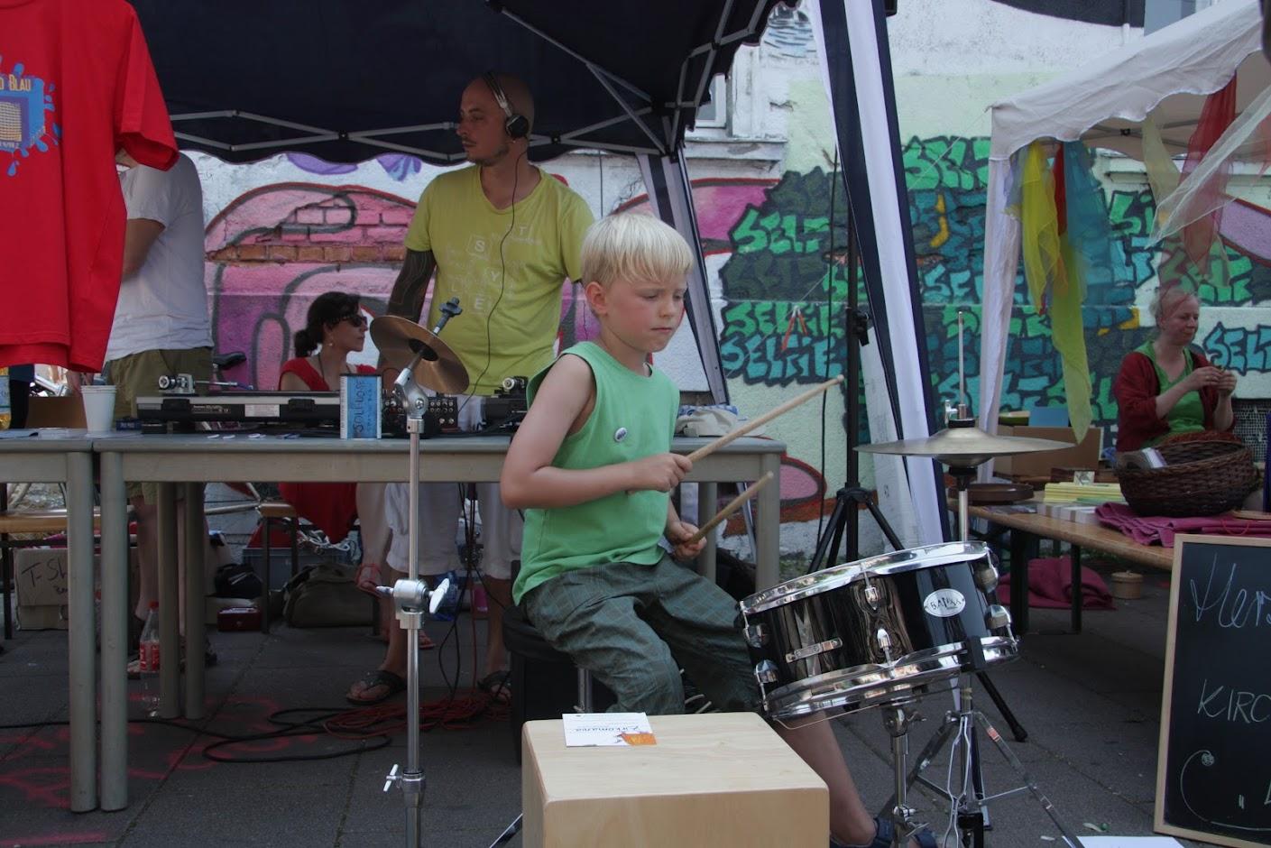 Drum 'n' Base