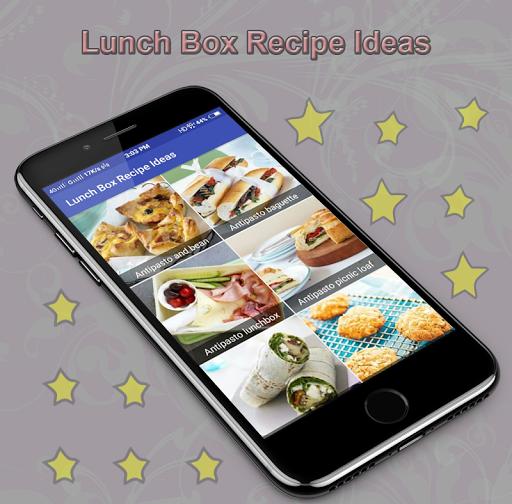 Lunch Box Recipe Ideas 1.0 screenshots 1