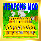 Brutal guns mod for the MCPE icon