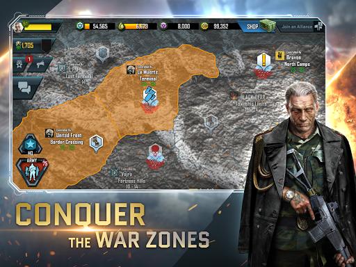 War Commander: Rogue Assault screenshots 17