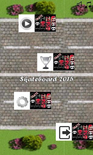 Skateboard 2015