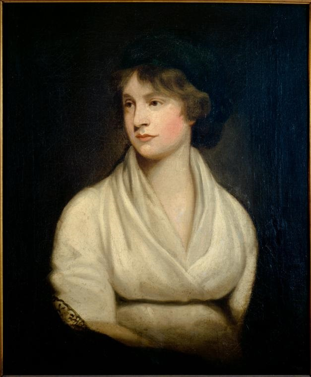 according to mary wollstonecraft in 'a Mary wollstonecraft wollstonecraft, mary (1759-1797) - english author, often  considered  according to abstract principles, it was impossible to explain' if so.