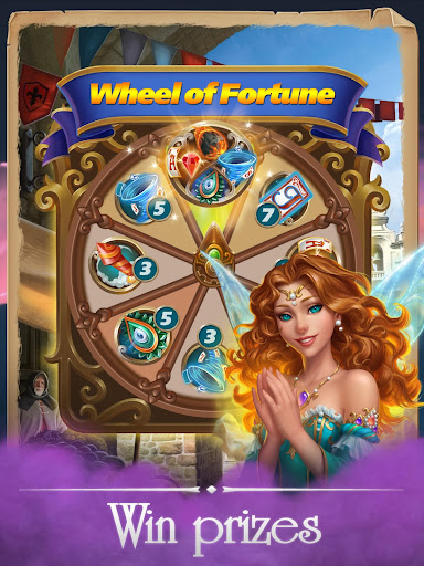 Solitaire Magic Story Offline Cards Adventure 133 screenshots 8