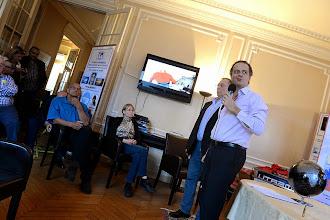 Photo: Marc Cantarelli, Rédacteur en Chef La Matinale I-Télé