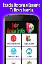 Bajar Musica Gratis - screenshot thumbnail 01