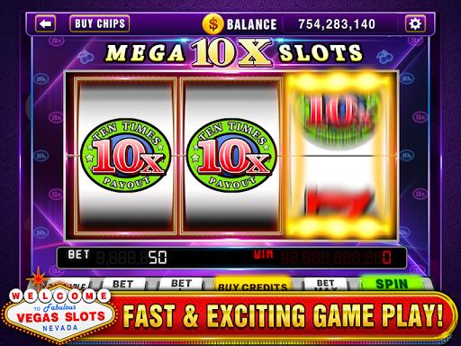Vegas Slots - Play Las Vegas Casino Slot Machines! 1.1 10
