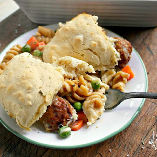 Comforting Beefy Noodle Casserole Recipe