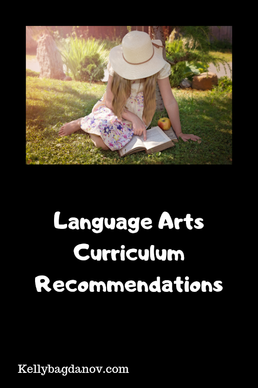 Language Arts Recommendations for Homeschool Students in elementary school  #kellybagdanov #homeschooling #homeschool #languageartscurriculum #spellingcurriculum #homeschoolcurriculum