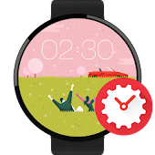 Blossom watchface by Julie