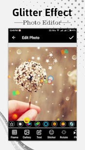 Photo Glitter Effect – Magic Brush - náhled