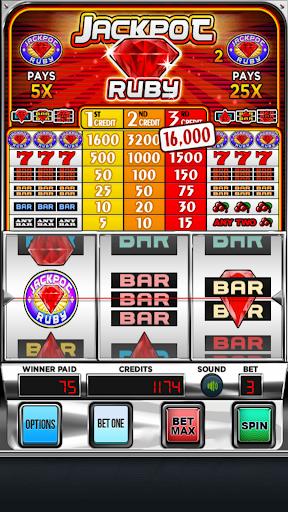 Jackpot Ruby Slot Machine