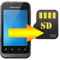 Move apps To SD Card icon