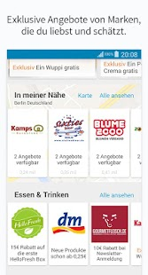 vouchercloud – Miniaturansicht des Screenshots